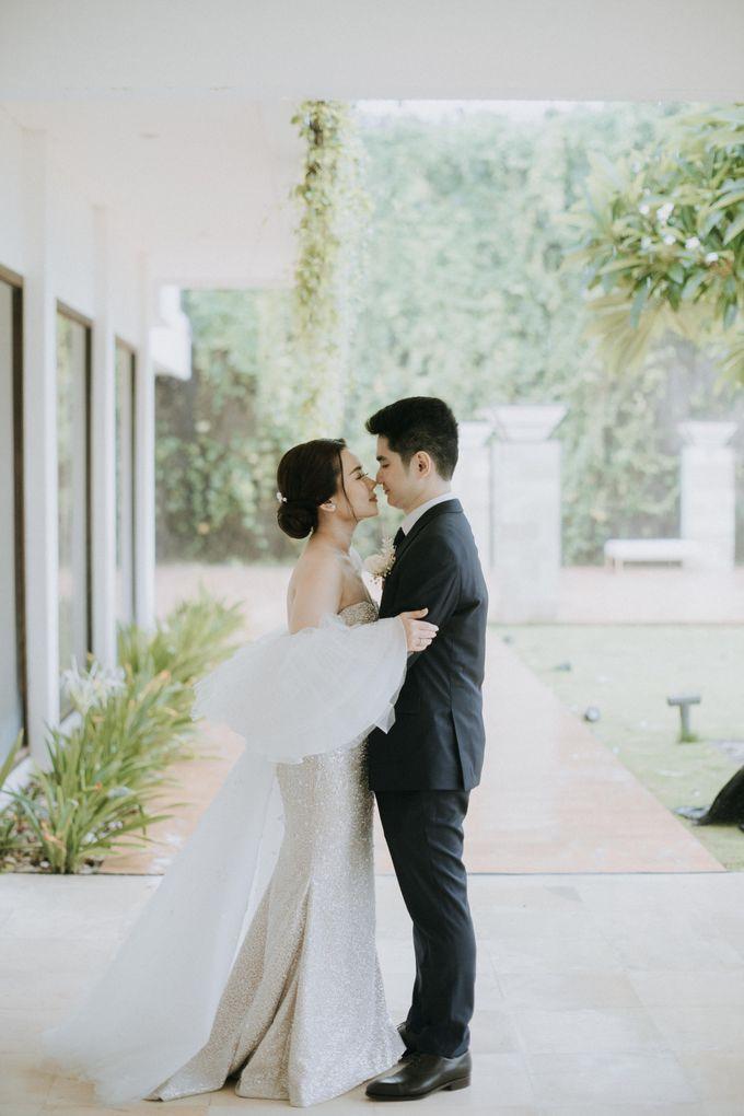 The Wedding of Aldo & Chalsy by Keyva Photography - 043