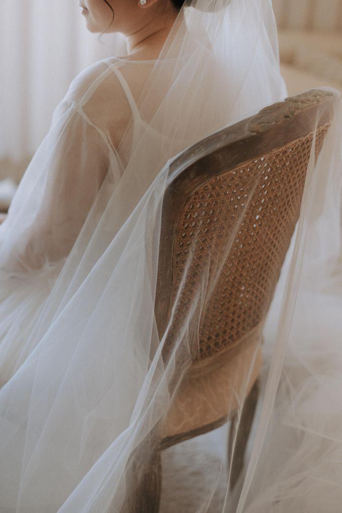 The Wedding of Aldo & Chalsy by Keyva Photography - 015