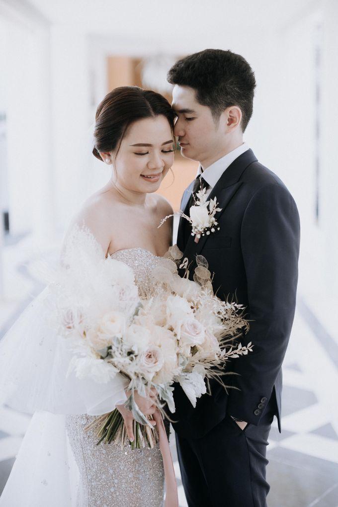 The Wedding of Aldo & Chalsy by Keyva Photography - 020