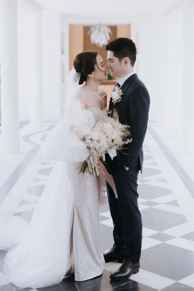 The Wedding of Aldo & Chalsy by Keyva Photography - 021