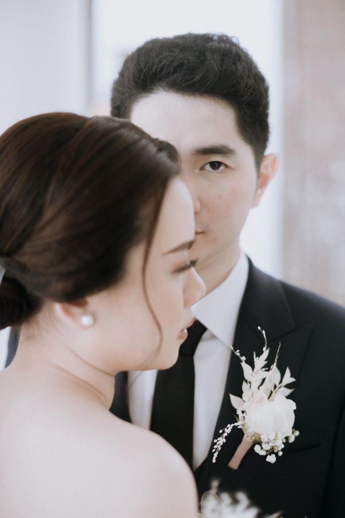 The Wedding of Aldo & Chalsy by Keyva Photography - 003