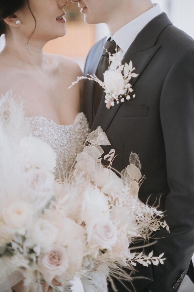 The Wedding of Aldo & Chalsy by Keyva Photography - 023