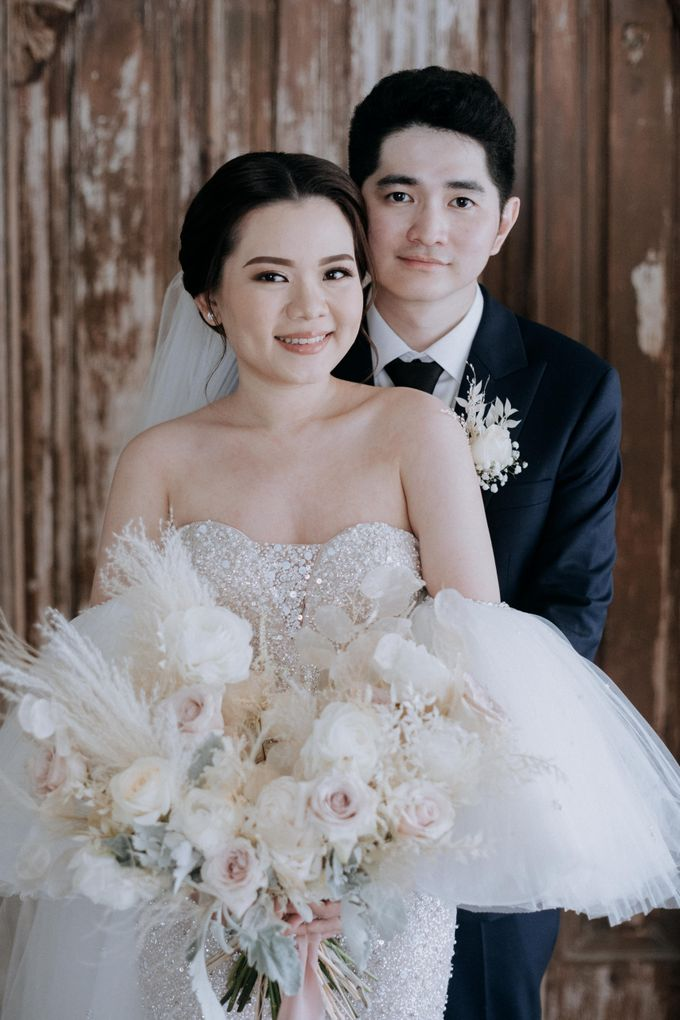The Wedding of Aldo & Chalsy by Keyva Photography - 025
