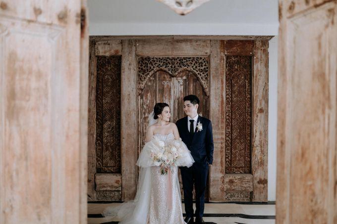 The Wedding of Aldo & Chalsy by Keyva Photography - 026