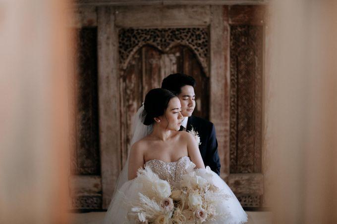 The Wedding of Aldo & Chalsy by Keyva Photography - 027