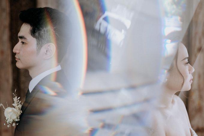 The Wedding of Aldo & Chalsy by Keyva Photography - 006