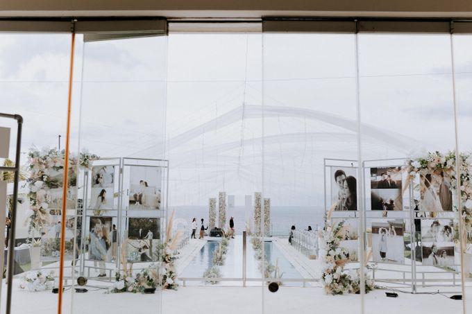 The Wedding of Aldo & Chalsy by Keyva Photography - 030