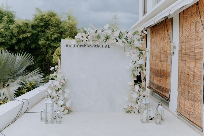 The Wedding of Aldo & Chalsy by Keyva Photography - 031