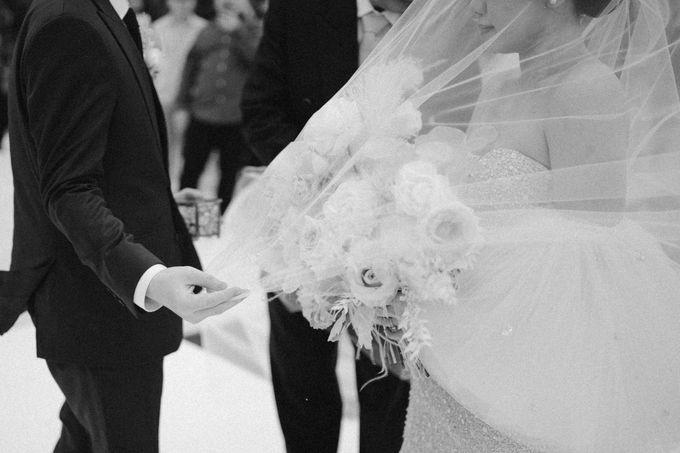 The Wedding of Aldo & Chalsy by Keyva Photography - 038