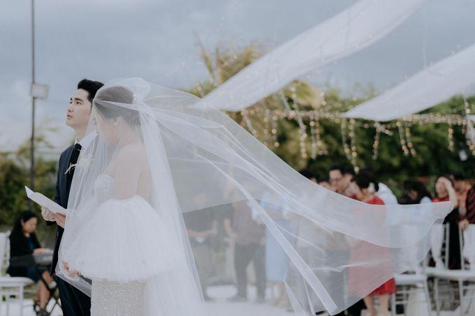 The Wedding of Aldo & Chalsy by Keyva Photography - 039