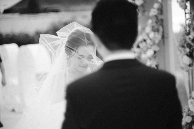 The Wedding of Aldo & Chalsy by Keyva Photography - 008