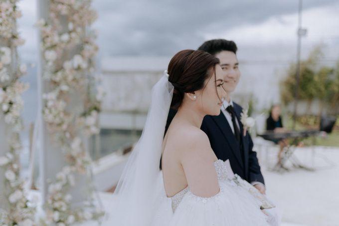 The Wedding of Aldo & Chalsy by Keyva Photography - 009