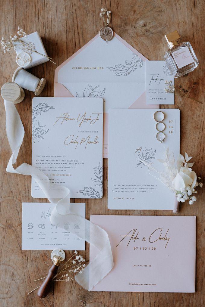 The Wedding of Aldo & Chalsy by Keyva Photography - 050