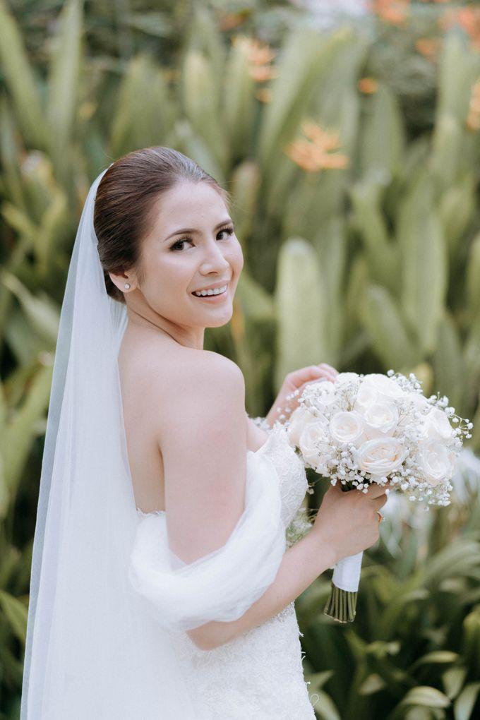 JameSonya's wedding by The Apurva Kempinski Bali - 001