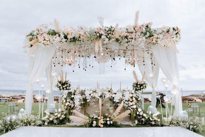 JameSonya's wedding by The Apurva Kempinski Bali - 026