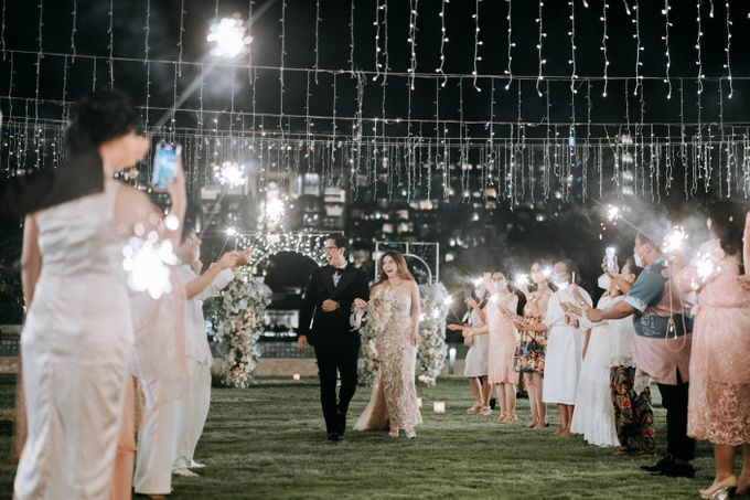 JameSonya's wedding by The Apurva Kempinski Bali - 032