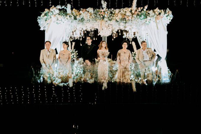 JameSonya's wedding by The Apurva Kempinski Bali - 033