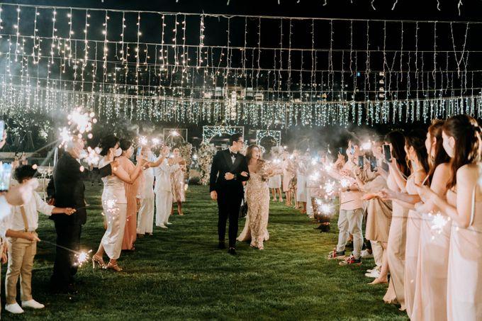 JameSonya's wedding by The Apurva Kempinski Bali - 039