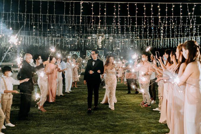 JameSonya's wedding by The Apurva Kempinski Bali - 037