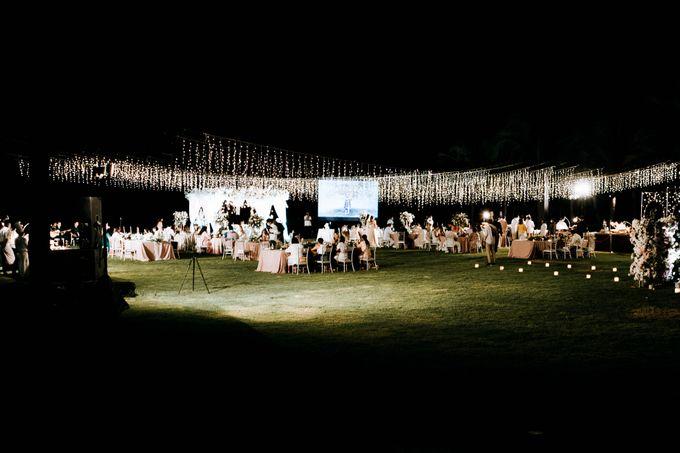JameSonya's wedding by The Apurva Kempinski Bali - 035