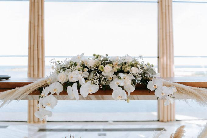 JameSonya's wedding by The Apurva Kempinski Bali - 006