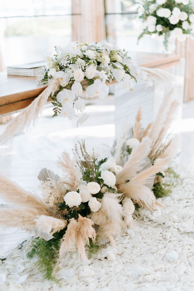 JameSonya's wedding by The Apurva Kempinski Bali - 011