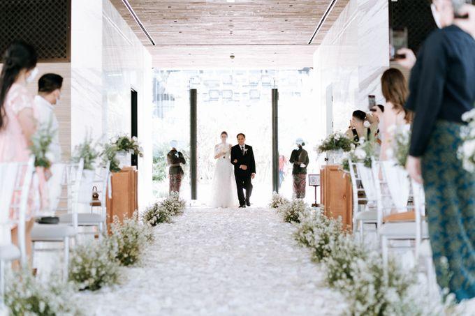 JameSonya's wedding by The Apurva Kempinski Bali - 014