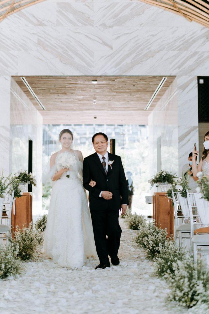 JameSonya's wedding by The Apurva Kempinski Bali - 020