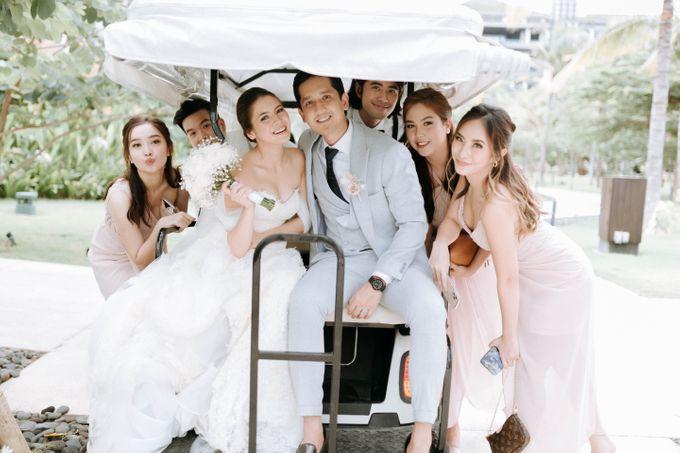 JameSonya's wedding by The Apurva Kempinski Bali - 022