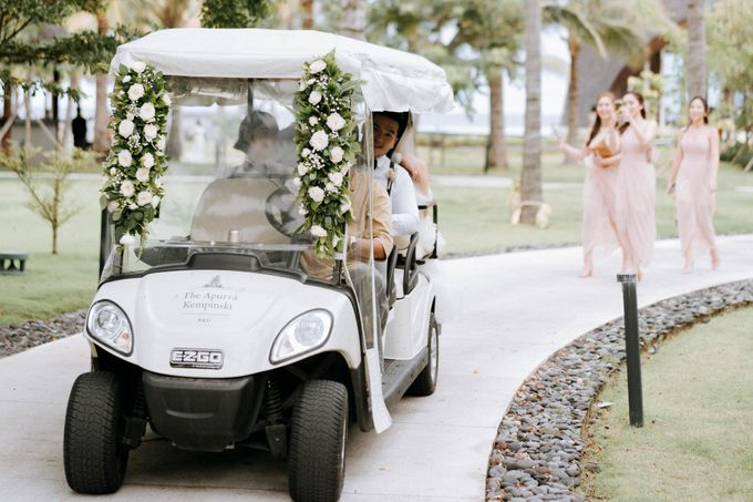 JameSonya's wedding by The Apurva Kempinski Bali - 021