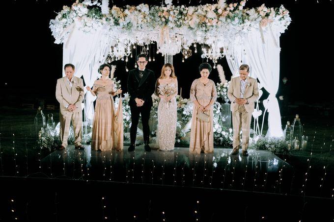 JameSonya's wedding by The Apurva Kempinski Bali - 031