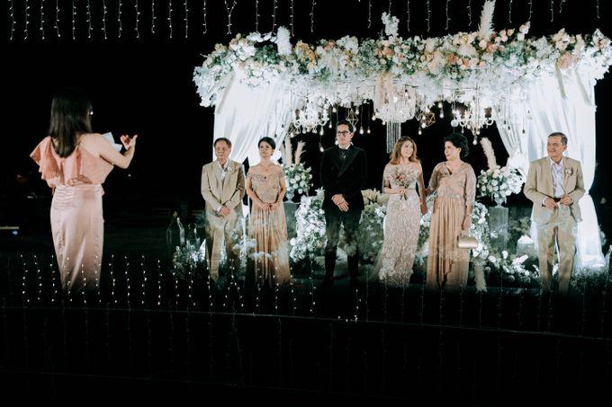 JameSonya's wedding by The Apurva Kempinski Bali - 027