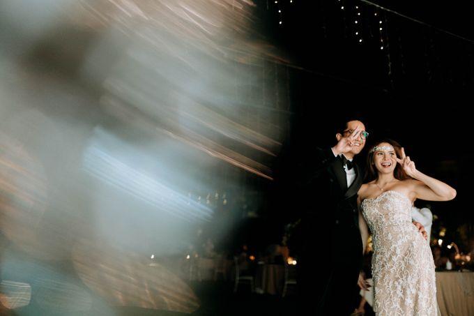 JameSonya's wedding by The Apurva Kempinski Bali - 029