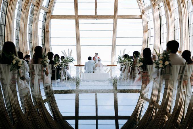 JameSonya's wedding by The Apurva Kempinski Bali - 005