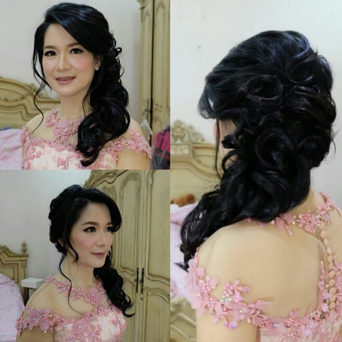 Hairdo Mom Bride by Makeup And Hairdo By iis - 037
