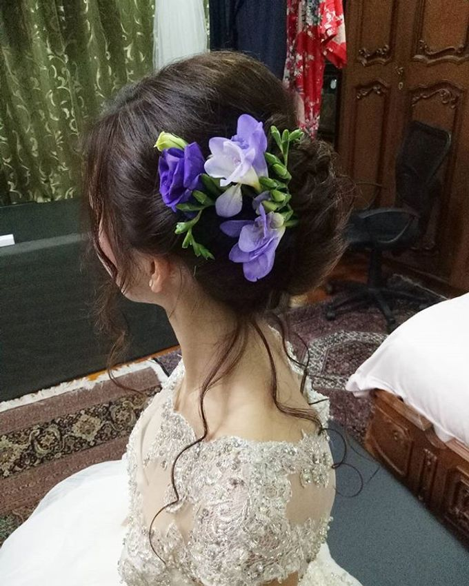 Bridal Makeovers by Star Glamour Artistry Pte Ltd - 006