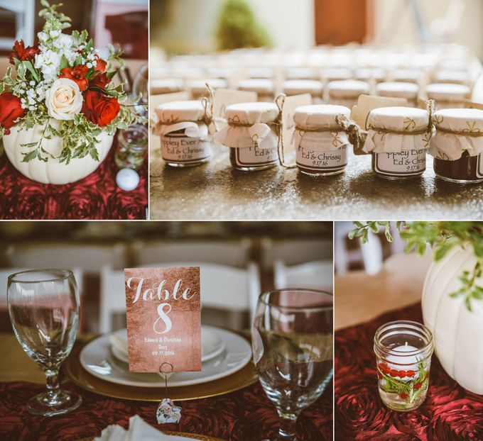 Lovely Countryside Wedding by United Photographers - 013
