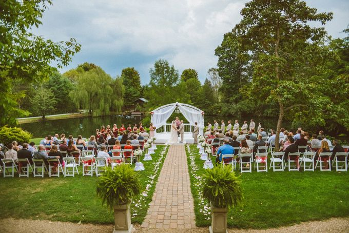 Lovely Countryside Wedding by United Photographers - 034