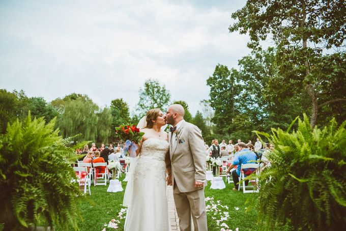 Lovely Countryside Wedding by United Photographers - 036