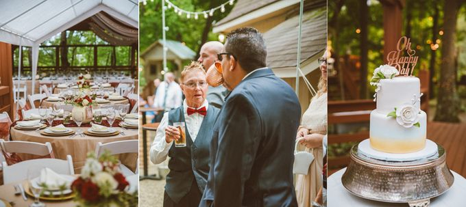 Lovely Countryside Wedding by United Photographers - 038