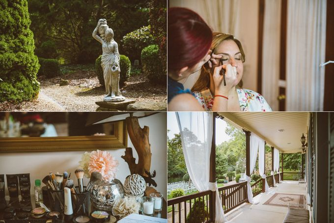 Lovely Countryside Wedding by United Photographers - 006