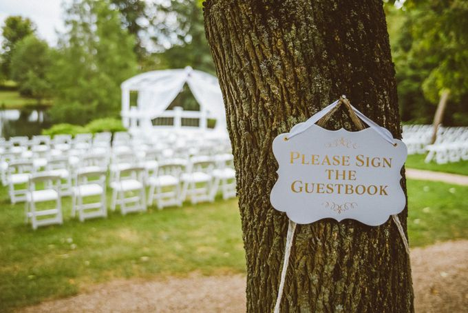 Lovely Countryside Wedding by United Photographers - 007