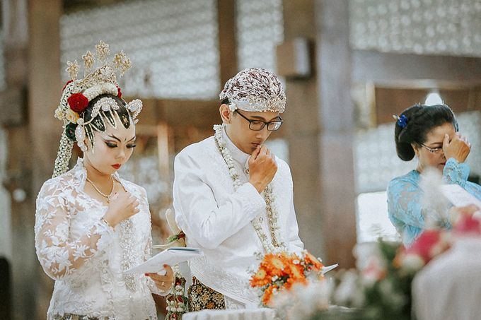 Wedding Putri & Didit by Gracio Photography - 006