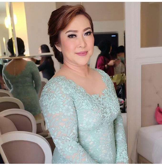 Hairdo Mom Bride by Makeup And Hairdo By iis - 003