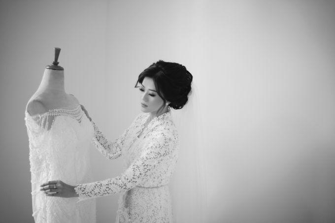Desmond & Joan Holy Matrimony by David Salim Photography - 005