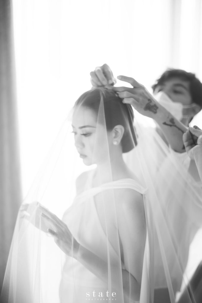 Wedding - Michael & Devina Part 01 by State Photography - 030