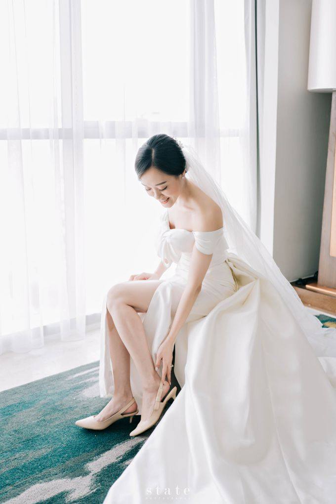 Wedding - Lizen & Devina by State Photography - 023