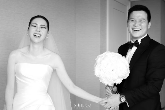 Wedding - Michael & Devina Part 01 by State Photography - 035