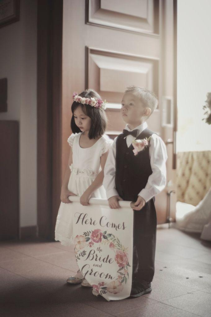 Desmond & Joan Holy Matrimony by David Salim Photography - 011
