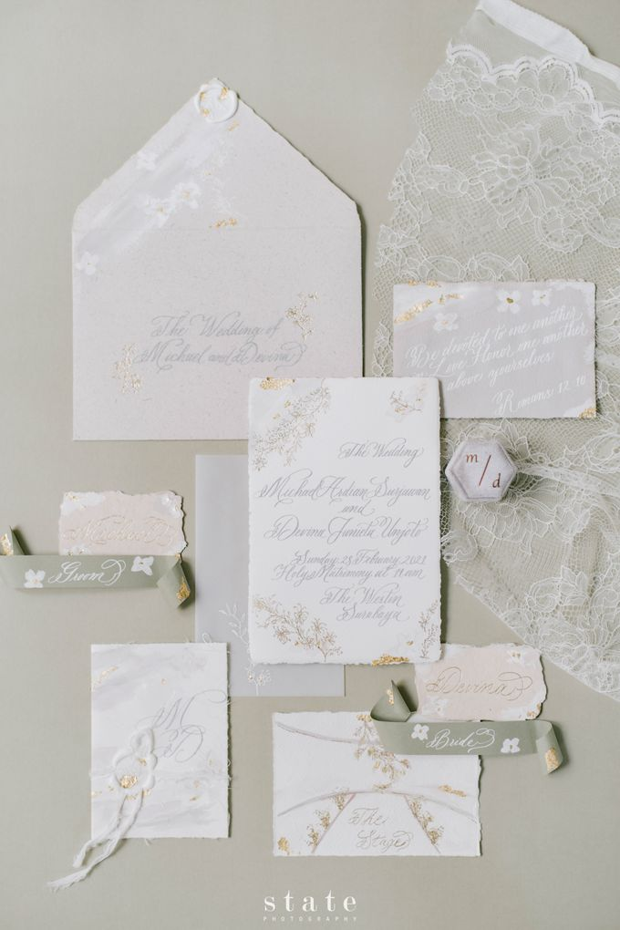 Wedding - Michael & Devina Part 01 by State Photography - 002